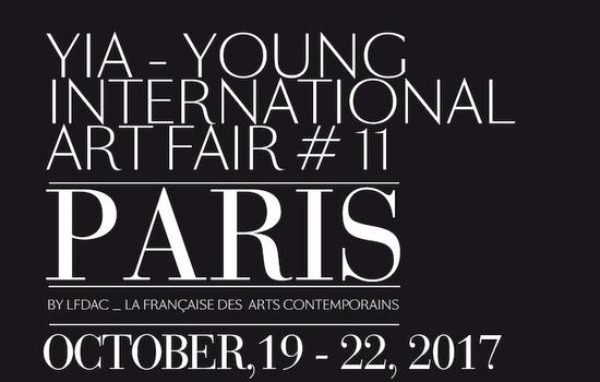 YIA Art Fair, Paris 19-22 octobre 2017